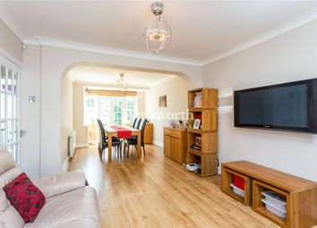 Thumbnail 3 bed terraced house for sale in New Park Avenue, London