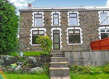 Thumbnail 3 bed property to rent in Craig Fryn Terrace, Nantymoel, Bridgend