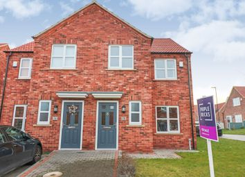 3 bed semi-detached house for sale in Apple Tree Lane, Laceby DN37