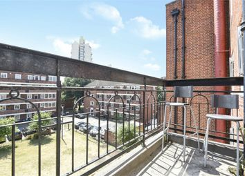 Thumbnail 3 bed flat for sale in Stockwell Gardens Estate, London