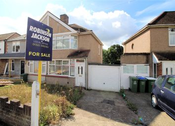 2 bed semi-detached house for sale in Eversley Avenue, Barnehurst, Kent DA7
