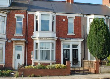 Thumbnail 2 bed flat for sale in Hartington Terrace, South Shields, South Shields
