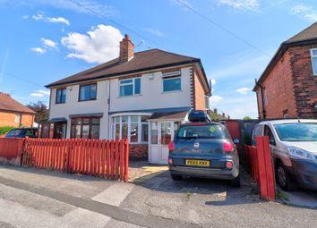 3 bed semi-detached house for sale in Uppermoor Road, Allenton, Derby DE24
