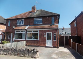 Thumbnail 3 bedroom semi-detached house for sale in Netherfield Road, Long Eaton, Nottingham