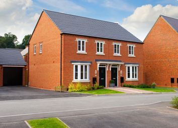 "Thumbnail 3 bedroom terraced house for sale in ""Dawley"" at St. Lukes Road, Doseley, Telford"