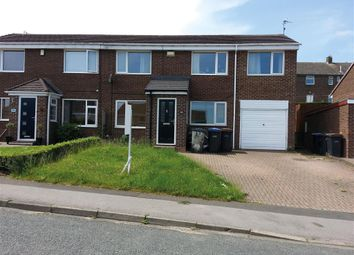 Thumbnail 3 bed semi-detached house for sale in Featherstone Road, Newton Hall, Durham