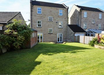 Thumbnail 4 bed detached house for sale in Brocklebank Close, East Morton