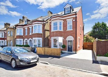 Thumbnail 5 bed detached house for sale in Elliott Road, Thornton Heath, Surrey