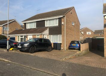 Thumbnail 2 bed semi-detached house for sale in Lowick Court, Moulton