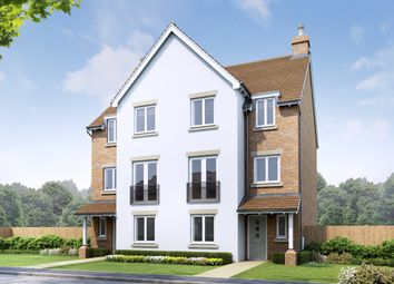 Thumbnail 4 bedroom semi-detached house for sale in Holmes Chapel Road, Congleton, Cheshire