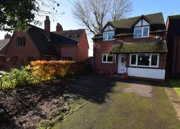 Thumbnail 3 bed detached house for sale in Church Mews Bennetts Road, Keresley End, Coventry