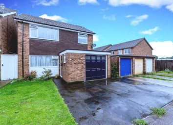 Thumbnail 3 bedroom detached house for sale in Church Road, Stotfold, Hitchin