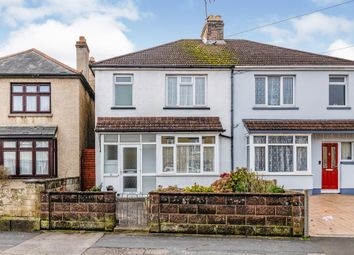 3 bed semi-detached house for sale in Elson Road, Gosport PO12