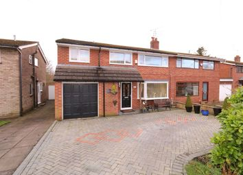 Thumbnail 4 bed semi-detached house for sale in Ardenfield, Denton, Manchester