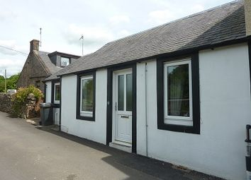 Thumbnail 1 bed cottage for sale in Mill Road, Kirkconnel, By Sanquhar