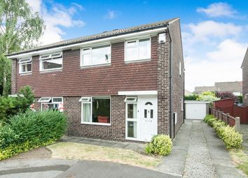 Thumbnail 3 bed semi-detached house for sale in Langston Green, Hazel Grove, Stockport