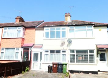 Thumbnail 2 bed terraced house to rent in Gorseway, Romford