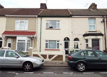Thumbnail 3 bedroom terraced house for sale in Seaview Road, Gillingham, Kent.
