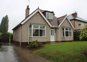 Thumbnail 3 bedroom detached bungalow for sale in Nottingham Road, Hucknall, Nottingham