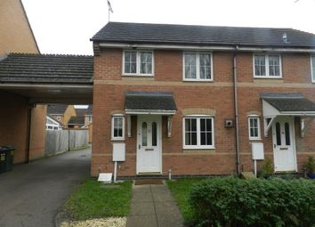 Thumbnail 3 bedroom property to rent in Campbell Close, Towcester