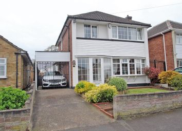 Thumbnail 3 bed detached house for sale in Christina Crescent, Basford, Nottingham