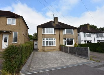 Thumbnail 3 bed semi-detached house for sale in Sheepcot Drive, Watford