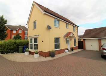 Thumbnail 3 bed semi-detached house to rent in Grenville Road, Chafford Hundred, Grays