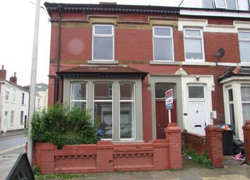 Thumbnail 5 bed property to rent in Exchange Street, Blackpool, Lancashire