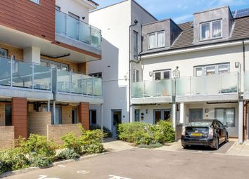 Thumbnail 1 bedroom flat for sale in Cromie Close, Palmers Green