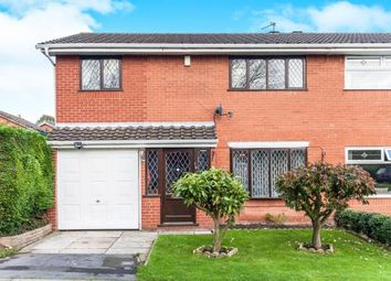 Thumbnail 4 bed semi-detached house for sale in Copperfield Close, Birchwood, Warrington, Cheshire