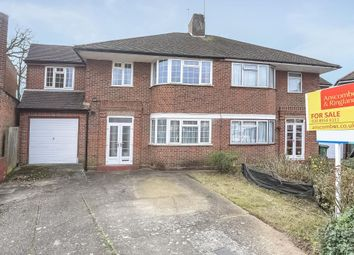Thumbnail 5 bed semi-detached house for sale in Stanmore, Middlesex