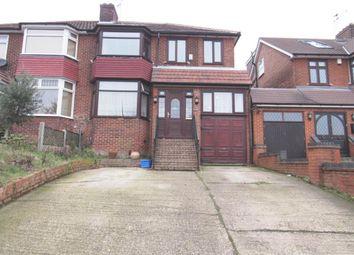 Thumbnail 3 bed semi-detached house for sale in Kingsbury Road, Kingsbury