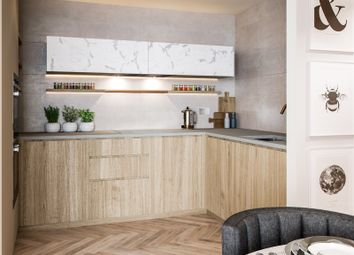 Thumbnail 1 bed flat for sale in King's Road Park, King's Road, London
