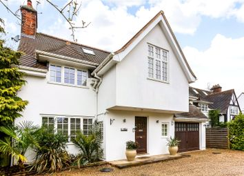 Thumbnail 6 bedroom detached house for sale in Littleworth Avenue, Esher, Surrey