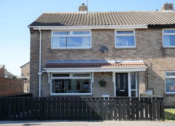 Thumbnail 3 bed terraced house for sale in Manor Road, St. Helen Auckland, Bishop Auckland