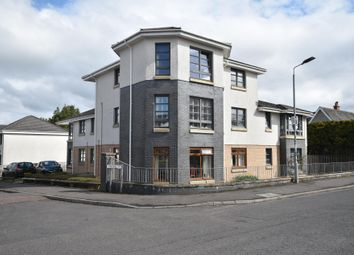 Thumbnail 2 bed flat for sale in Shieldhill Court, Carluke