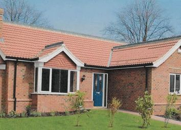Thumbnail 2 bed detached bungalow for sale in Plot 7, The Maxstoke, Rye Walk Off Hopfield Road, Hibaldstow