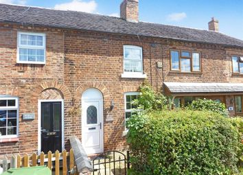 Thumbnail 2 bed cottage for sale in Sound Lane, Ravensmoor, Nantwich
