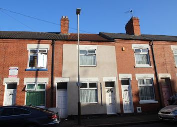Thumbnail 2 bedroom terraced house for sale in Tyndale Street, West End, Leicester
