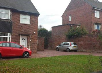 Thumbnail 3 bed semi-detached house to rent in Wickersley Road, Rotherham