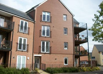 Thumbnail 2 bed flat to rent in Greensand View, Woburn Sands