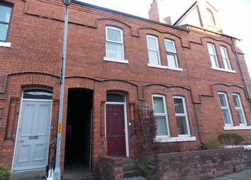 Thumbnail 3 bed terraced house to rent in Cheviot Road, Stanwix, Carlisle