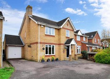 Thumbnail 4 bed detached house for sale in Juniper Close, Maidstone, Kent