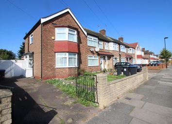 Thumbnail 3 bed end terrace house for sale in Durants Park Avenue, Ponders End, Enfield