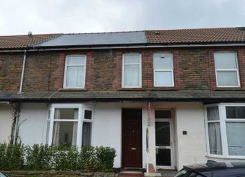Thumbnail 5 bed terraced house for sale in Lewis Street, Treforest, Pontypridd