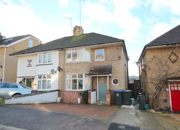 Thumbnail 3 bed semi-detached house for sale in Corner Hall Avenue, Hemel Hempstead