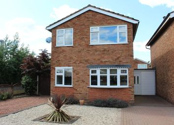 Thumbnail 3 bed link-detached house for sale in Norman Close, Tamworth
