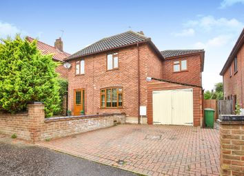 Thumbnail 4 bed detached house for sale in St. Andrews Close, Thorpe St. Andrew, Norwich