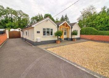 Thumbnail 3 bed bungalow for sale in Grace Dieu Road, Whitwick, Coalville