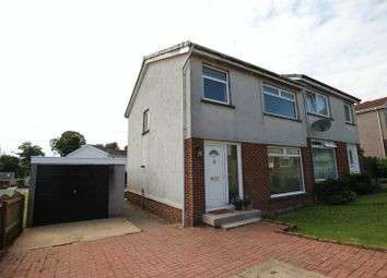 Thumbnail 3 bed semi-detached house for sale in Inchfad Road, Balloch, Alexandria